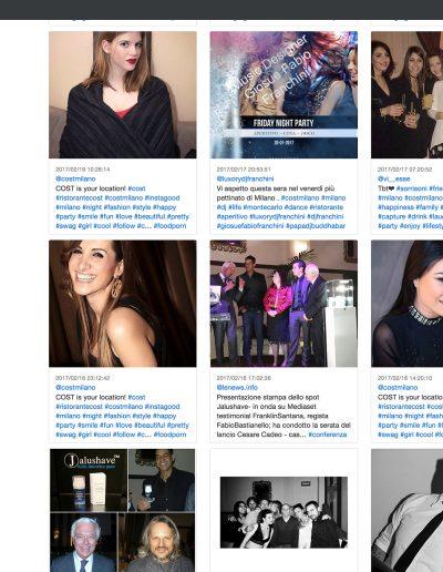 Garow - Presentazione stampa dello spot Jalushave - in onda su Mediaset