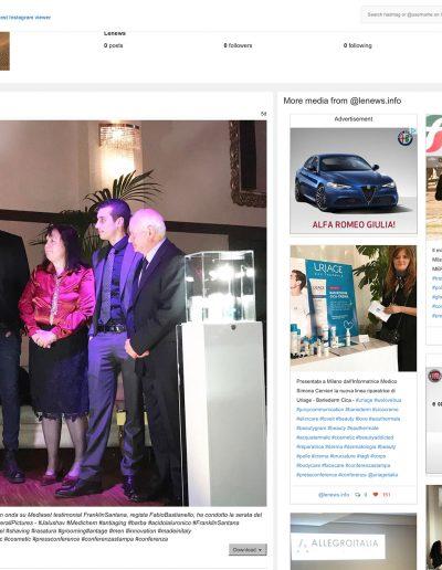 Gramtoken - Presentazione stampa dello spot Jalushave - in onda su Mediaset