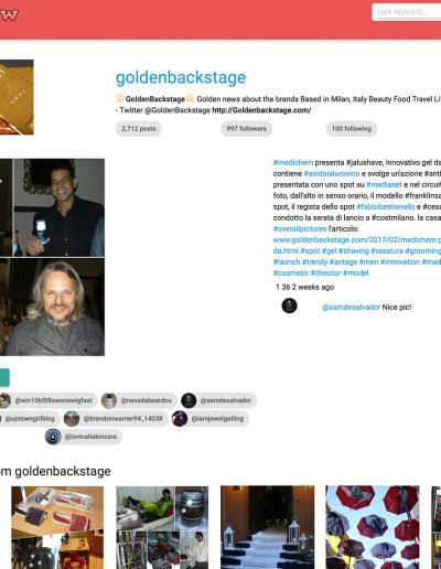 Goldenbackstage - Medichem presenta Jalushave, innovativo Gel da barba senza schiuma